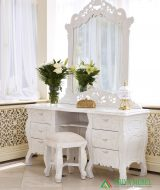 meja rias ukiran baroque putih, meja rias, meja rias jati, meja rias minimalis, meja rias terbaru, meja rias murah, model meja rias terbaru, jual meja rias, meja rias modern, meja rias duco, ukuran meja rias, desain meja rias, meja rias duco putih, harga meja rias, meja rias klasik, meja rias antik, meja rias vintage, furniture jati, furniture jepara, mebel jati, mebel murah, furniture murah, tolet Jati, tolet Murah, ukuran tolet, harga tolet, model tolet terbaru