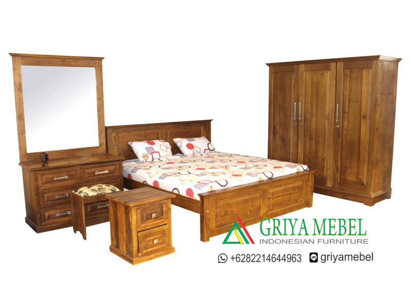 Kamar Set Minimalis Ville, Kamar Set Minimalis, Tempat Tidur Minimalis, Furniture Jati, Mebel Jati, Furniture Murah, Furniture Jepara, Mebel Jepara, Furniture Minimalis, Furniture Jati Jepara